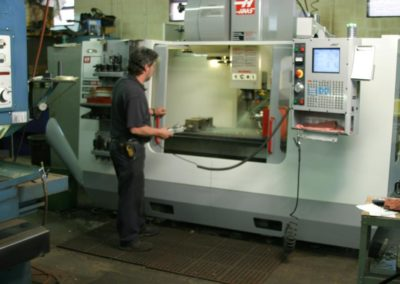 radius machine 7250